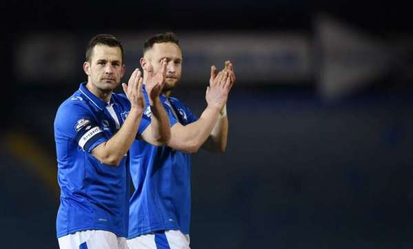 Doyle plays on through injury to lead Pompey's promotion charge