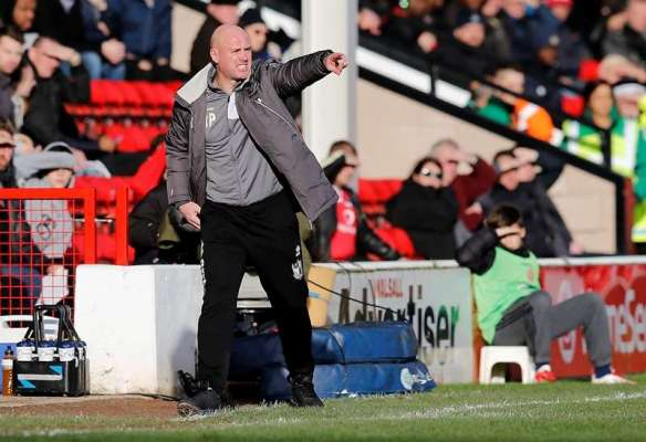 Big Interview: Port Vale manager Rob Page