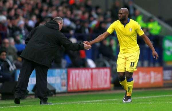 Leeds' Doukara bit the hand that's fed him