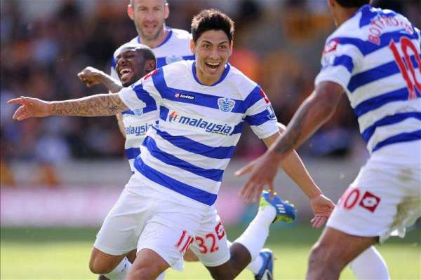 Faurlin leaves QPR