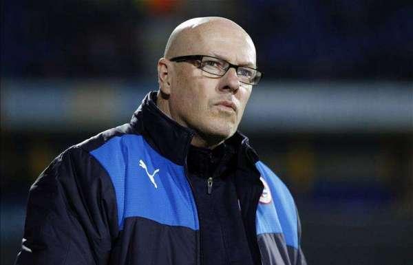 Reading sack Brian McDermott