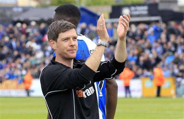 Darrell Clarke opts to stay with Bristol Rovers following Leeds interest