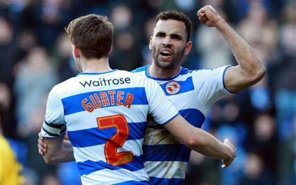 Reading to release Hal Robson-Kanu