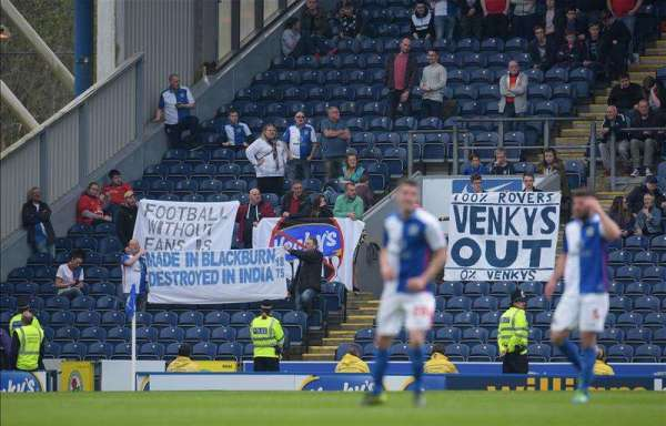 Blackburn owners deny reports of takeover bid