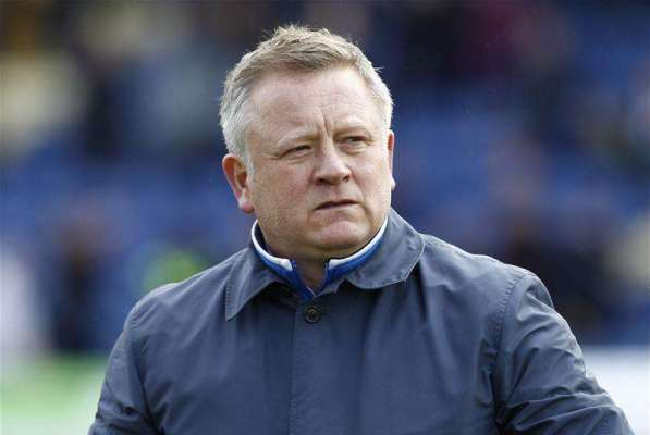 Sheffield United appoint Chris Wilder as manager