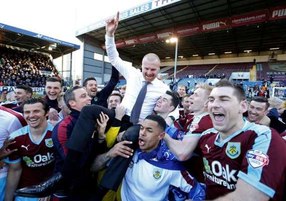 Big Interview – Burnley manager Sean Dyche