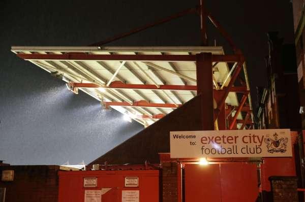 Development of Exeter's stadium faces opposition