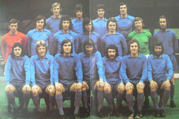 Where Are They Now? Gillingham's Division 4 Runners-up 1973-74