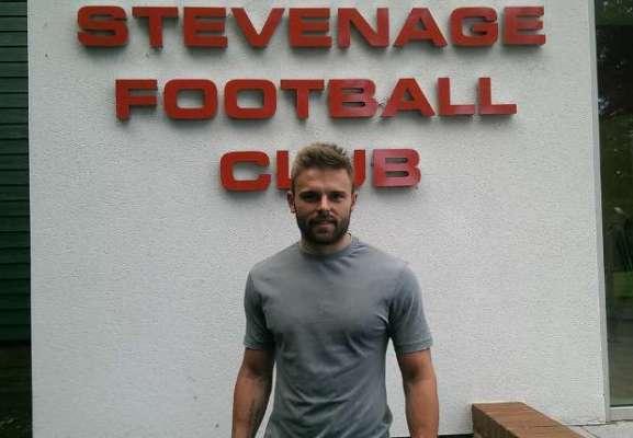 Matt Godden completes Stevenage move