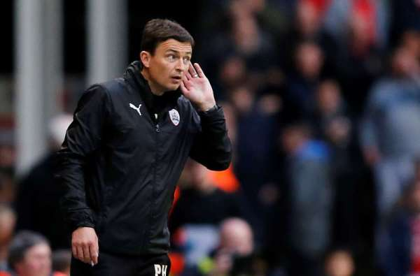 Heckingbottom made permanent boss at Oakwell
