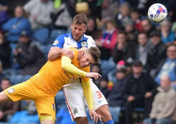 Spurr swayed by Grayson into Deepdale move