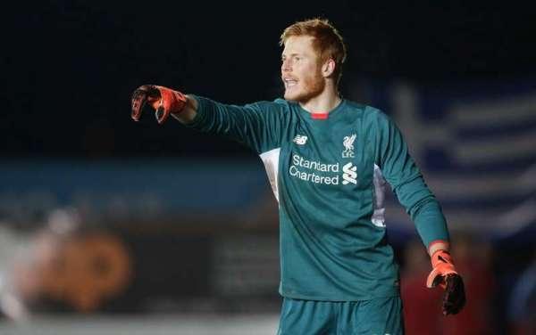 Liverpool goalkeeper Bogdan joins Wigan