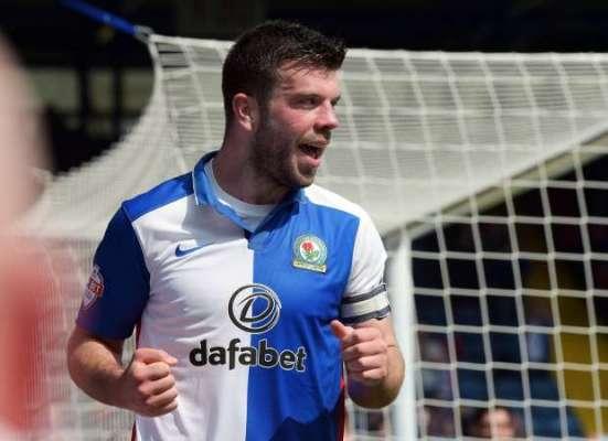 Blackburn Rovers reject two Newcastle United bids for skipper Grant Hanley