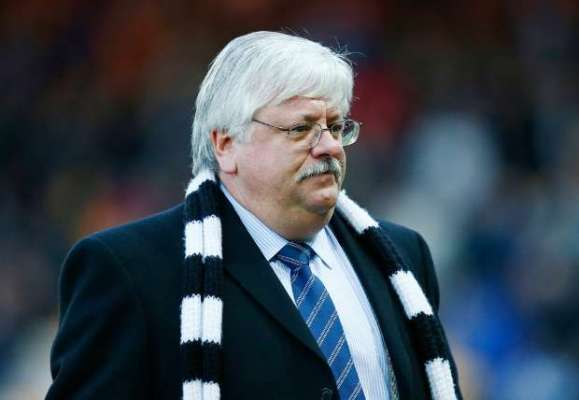 Port Vale chairman warns of 'Plan B' if top six target isn't achieved