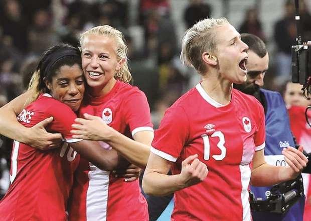 Canada goal