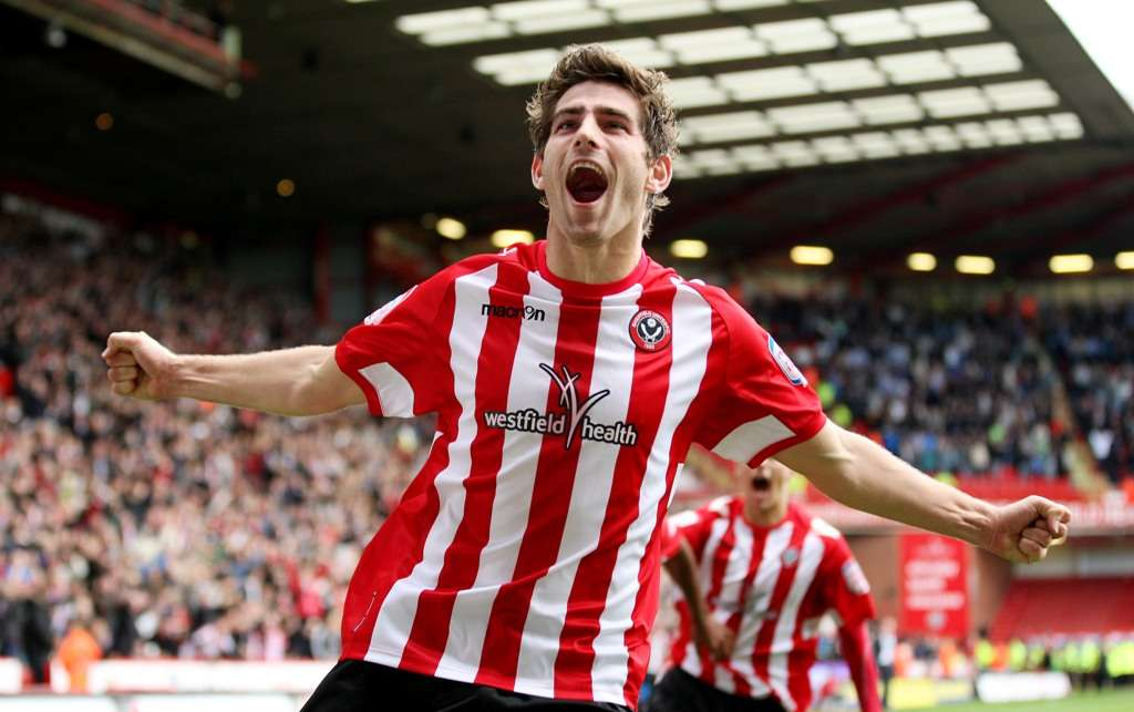 Former Sheffield United striker Ched Evans is back amongst the goals for Chesterfield