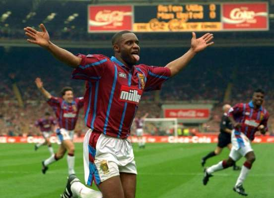 Former Aston Villa star Dalian Atkinson Passes Away