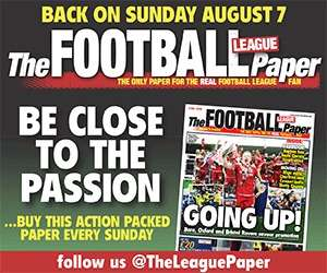 The Football League returns 7 August!