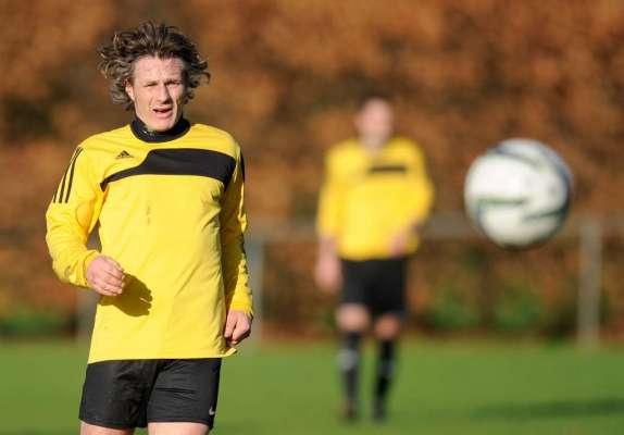 Gareth Ainsworth: Sunday League's latest star