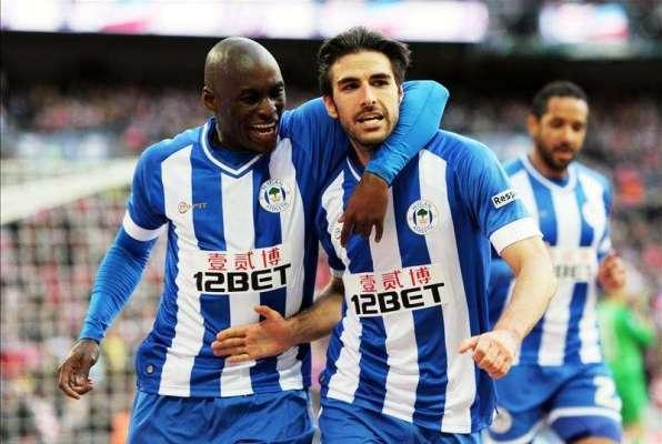 Wigan re-sign Spaniard Jordi Gomez