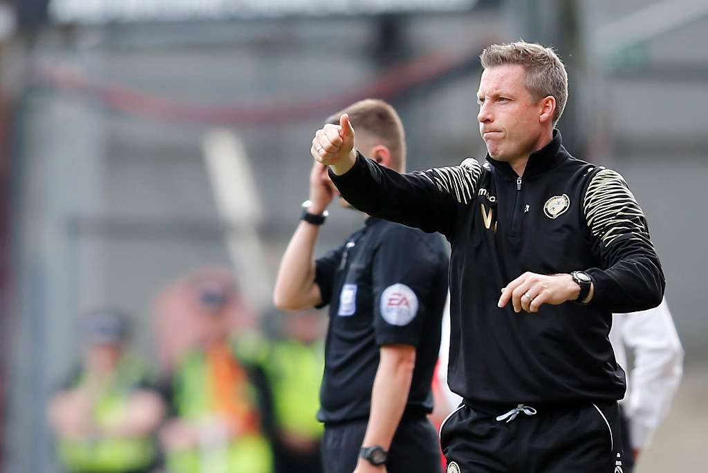 Neil Harris' Millwall are one of the favourites for promotion in League One
