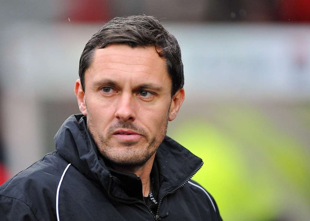 Grimsby manager Paul Hurst fielded nine debutants in their win over Morecambe