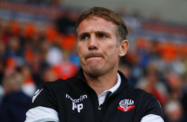 Bolton boss eyes cup upset against 'quality' Palace