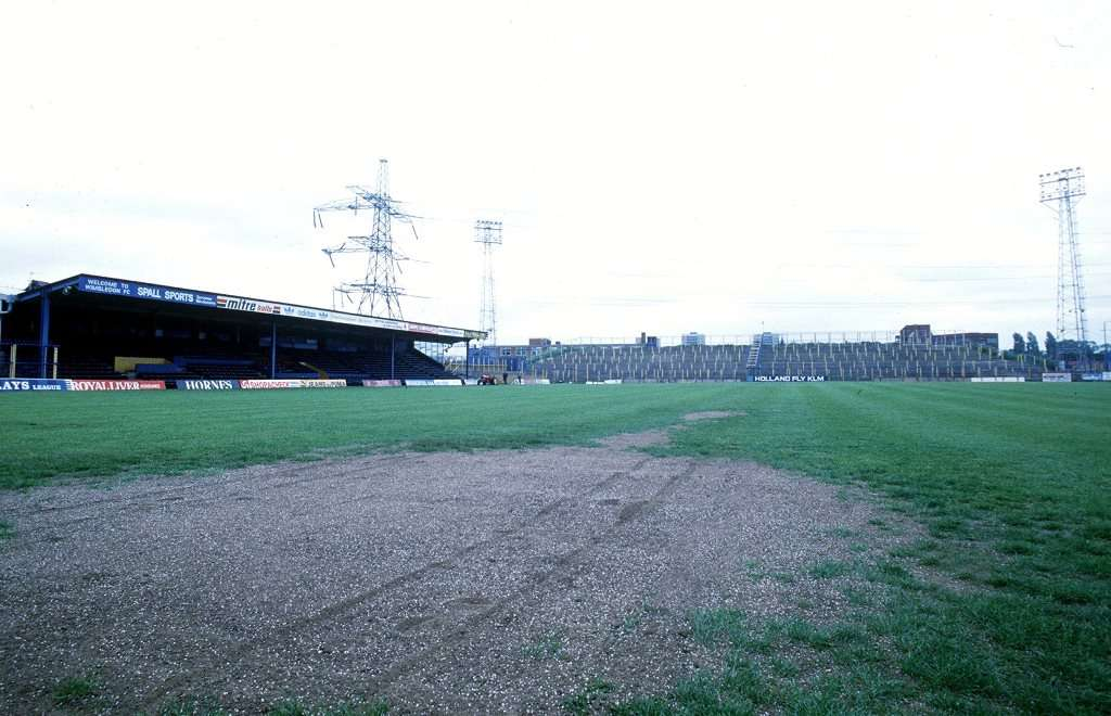History in the making: AFC Wimbledon look set to return to Plough Lane after 25 years of exile (Photo by Action Images)
