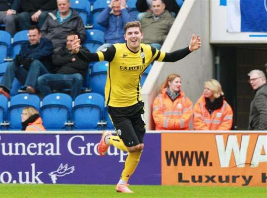 Shrewsbury sign Stoke pair on loan