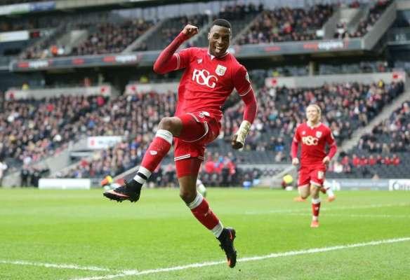 Villa break transfer record to sign Bristol City's Kodjia