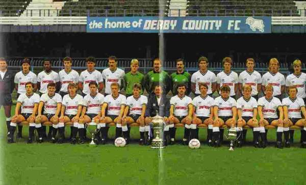 Where Are They Now? Derby County's 1986-87 Div Two champs
