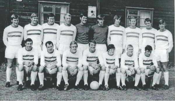 Where Are They Now? Northampton's 1969-70 side who faced George Best in the FA Cup