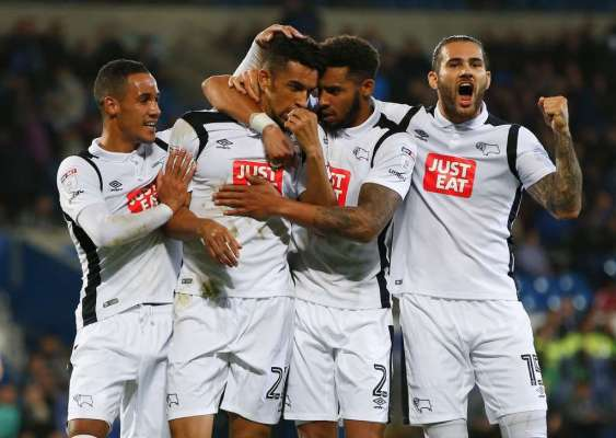 Johnson hopes win is turning point for Derby