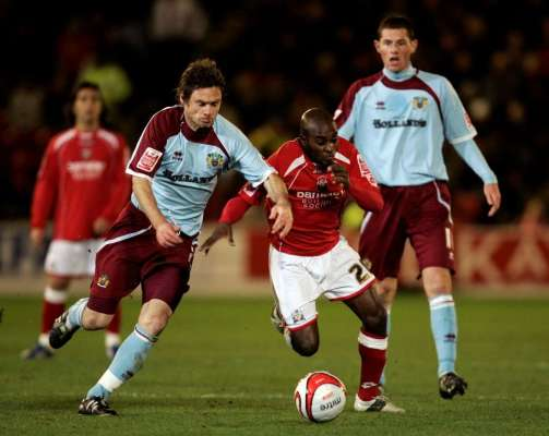 Football Firsts: Winger Jamal Campbell-Ryce
