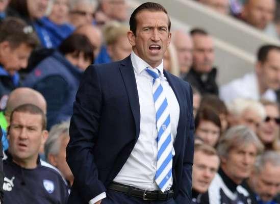 Stressed Gillingham chairman backs Edinburgh despite FA Cup exit