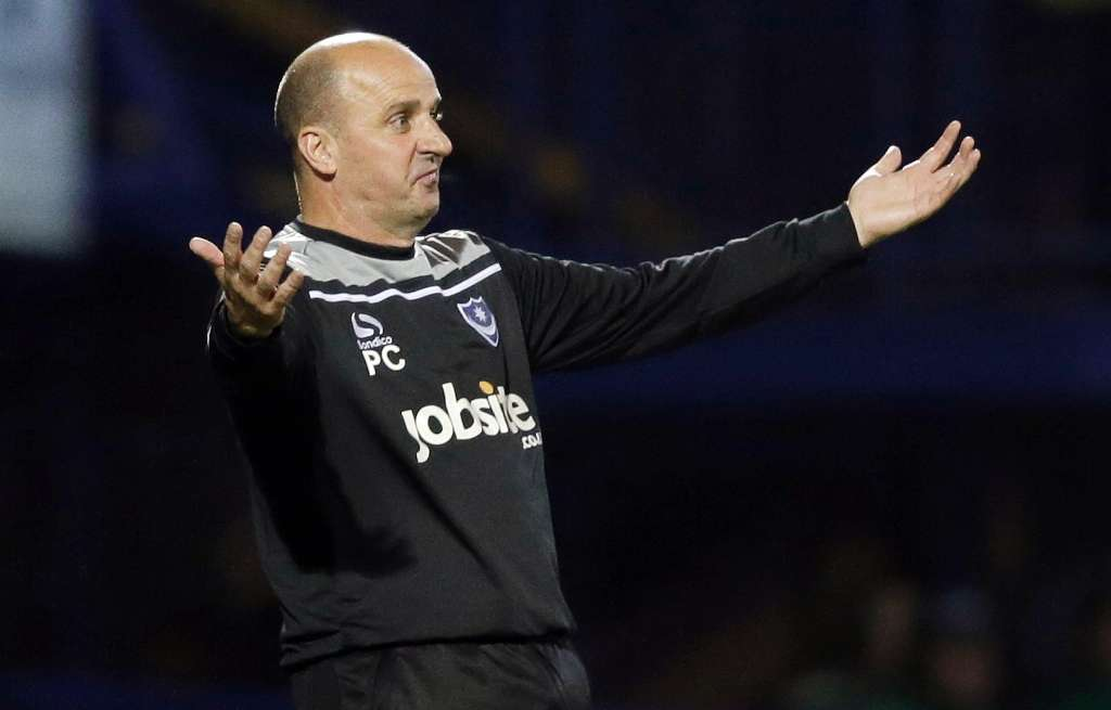 Pompey boss Cook worried about away form
