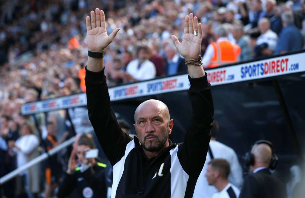 Walter Zenga hails the terrific Wolves away support after their win
