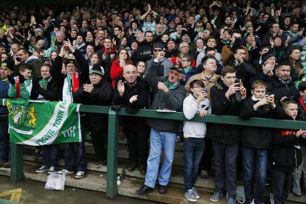 'I'd invite them all to try run a football club', Yeovil chairman says as fans' dissent continues