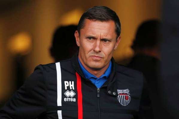 Paul Hurst appointed new Shrewsbury Town manager