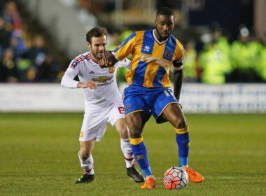 Abu Ogogo, Hurst, Paul Hurst, Shrews, Shrewsbury, Shrewsbury Town, SkyBet League One