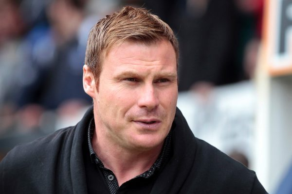Swindon appoint former Bury boss Flitcroft as new boss