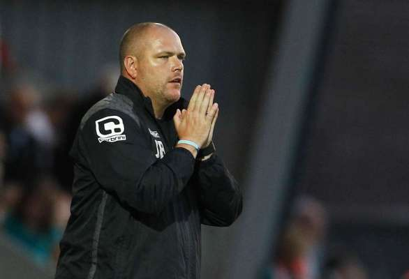 """Bentley – """"January could be biggest month in Morecambe's history"""""""