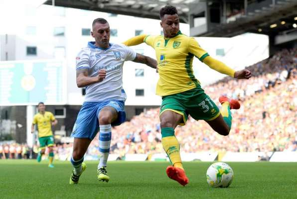 Murphy twins making life easy for each other and Canaries