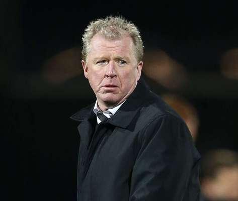 McClaren makes shock return to Derby