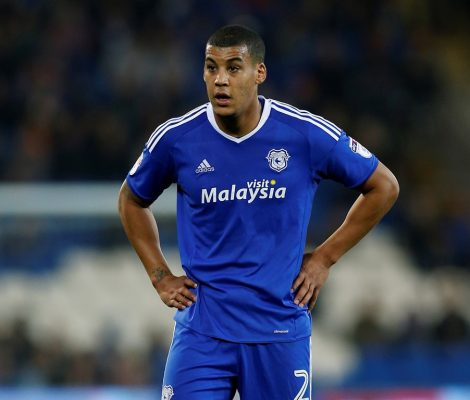 Football Firsts: Cardiff City defender Lee Peltier