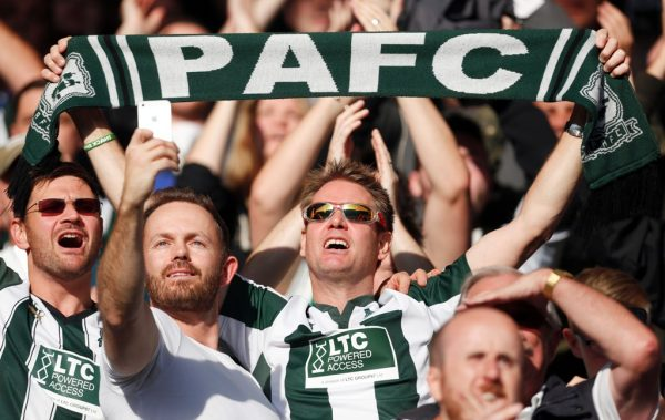 Wotton: Plymouth's Green Army reason for brilliant away form