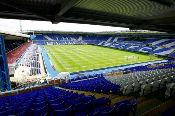St Andrew's capacity reduced for Second City derby