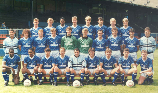 Where Are They Now? Millwall's Second Division champions 1987-88