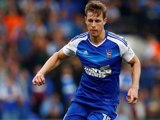 Spell on sidelines makes sense to Ipswich's Adam Webster