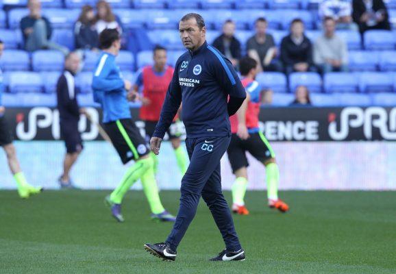 Villa announce ex-Brighton coach as assistant manager
